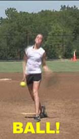 Fastpitch Softball Free Article on A Simple Way to Improve a Hitter's Timing