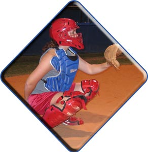Fastpitch Softball Free Article on Catching - Catching