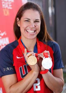 Jessica Mendoza named to National Pro Fastpitch Board of Advisors