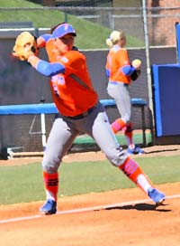 Fastpitch Softball Free Article on Coaching - think before you make a trip to the pitchers mound
